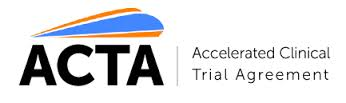 Accelerated Clinical Trial Agreement logo