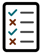 Audit review icon