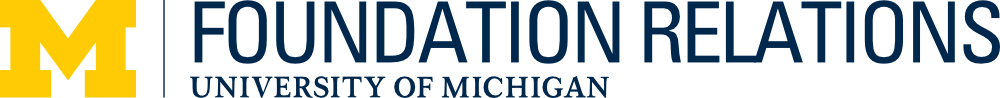 Michigan Foundation Relations logo