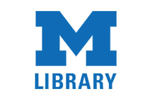 U-M Library Logo